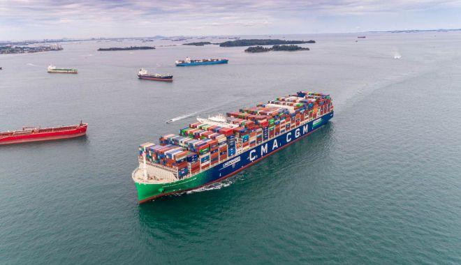 Un nou record mondial în transportul maritim de containere - unnourecordmondialintransportulm-1618319257.jpg