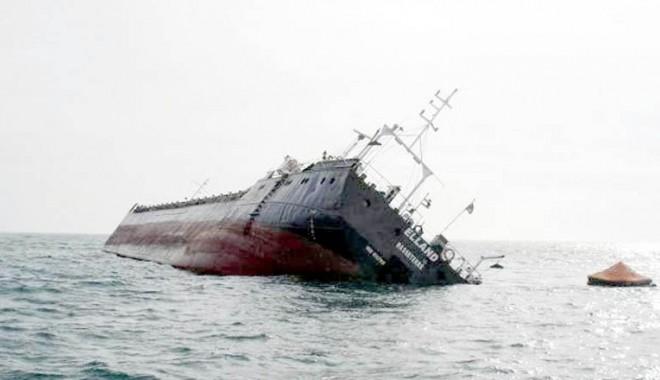 Foto: Un şir de catastrofe navale