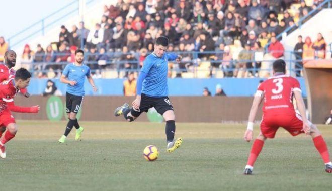 Foto: Un succes cu CFR Cluj aduce FC Viitorul în lupta pentru titlu