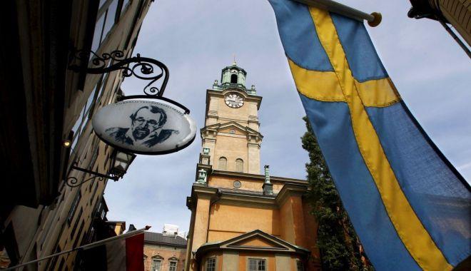 Foto: Un suedez acuzat de spionaj în favoarea Rusiei, arestat preventiv