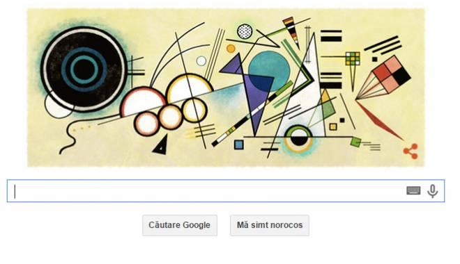 Foto: Google şi-a schimbat logo-ul. Iată ce serbează