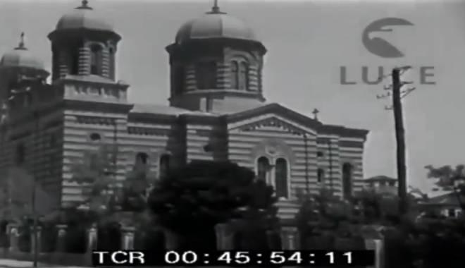 Foto: Imagini VIDEO spectaculoase / O frântură din viaţa Constanţei de acum 86 de ani