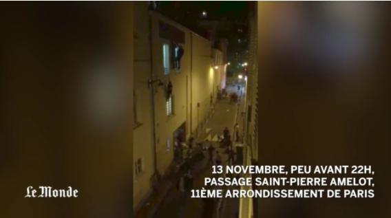 Foto: Aten�ie, video necenzurat! Atacul de la Bataclan, filmat de un jurnalist