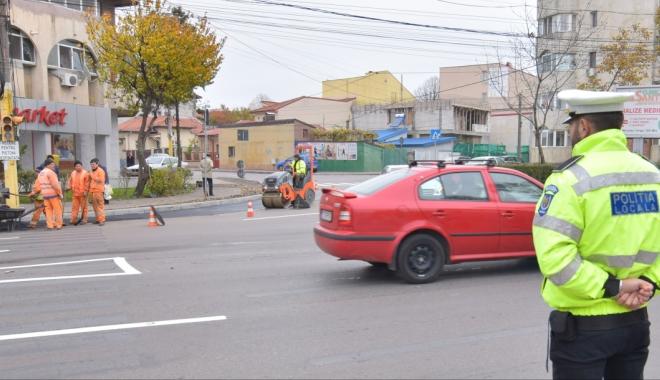 """Foto: Poliţiştii locali îşi apără interesele. """"Şi noi avem facultate! Să rămână Miliţia Circulaţie să facă ordine pe străzi"""""""