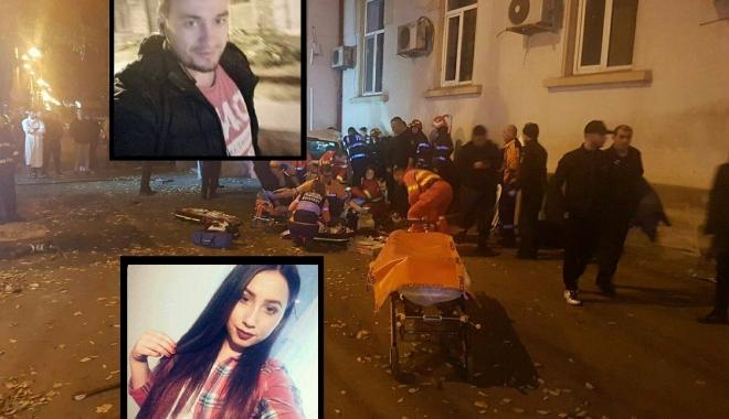 Foto: GALERIE FOTO / Cine sunt victimele accidentului mortal de pe strada Mircea cel Bătrân