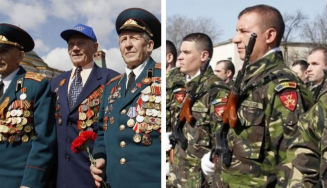 Foto: Decizii de ultimă oră ale Guvernului! Cum sunt afectaţi militarii, veteranii şi văduvele de război