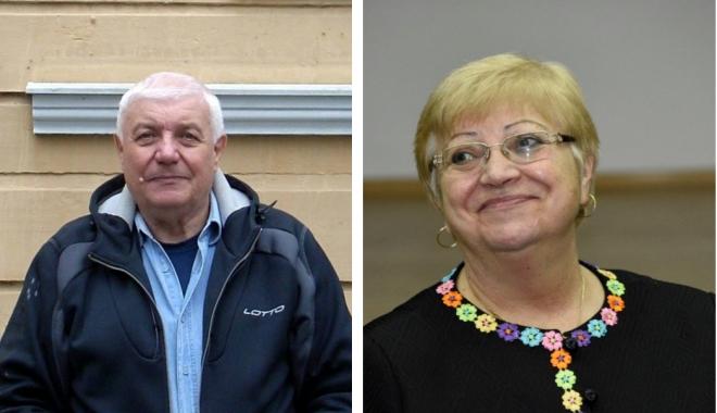 Foto: Astăzi, zi specială pentru doi mari oameni de sport din Constanţa!