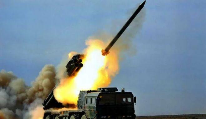 Foto: Proiectul pentru înzestrarea Armatei cu lansatoare multiple de rachete, ADOPTAT!