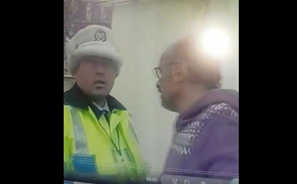 Foto: ATENŢIE, LIMBAJ VULGAR! SCANDAL LA SPITALUL DIN HÂRŞOVA! POLIŢIŞTII LOCALI, ÎNJURAŢI CA LA UŞA CORTULUI - VIDEO