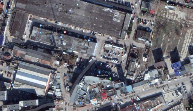 Foto: SC Five Holding SA construieşte un ansamblu de blocuri turn, pe strada Eliberării
