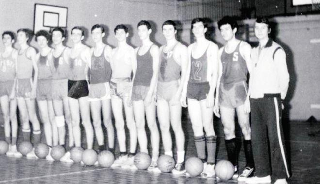 Foto: Poveştile sportului constănţean. O generaţie de excepţie, cu Spânu, Paşca, Martinescu…