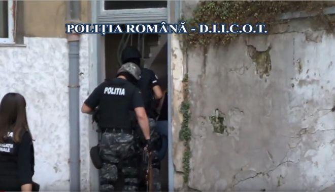 Foto: VIDEO. PERCHEZIŢII DE AMPLOARE LA CONSTANŢA! Grupare specializată în furturi, destructurată