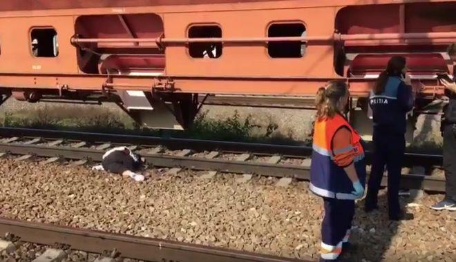 VIDEO. FEMEIE DECAPITATĂ DE TREN, ÎN GARA MEDGIDIA!