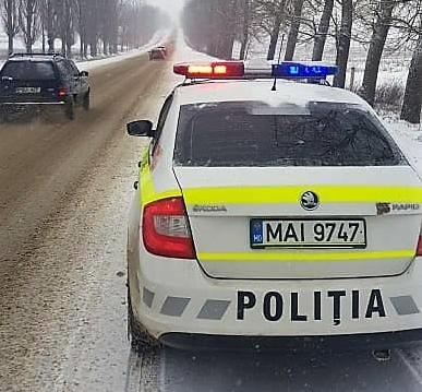 Foto: Avertizare pentru șoferi! În următoare zile va ninge