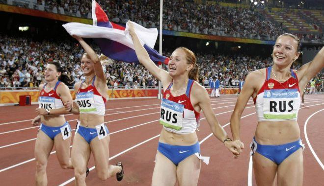 Foto: Arestările continua în atletismul mondial