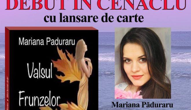 Foto: Lansare de carte la Constanţa!