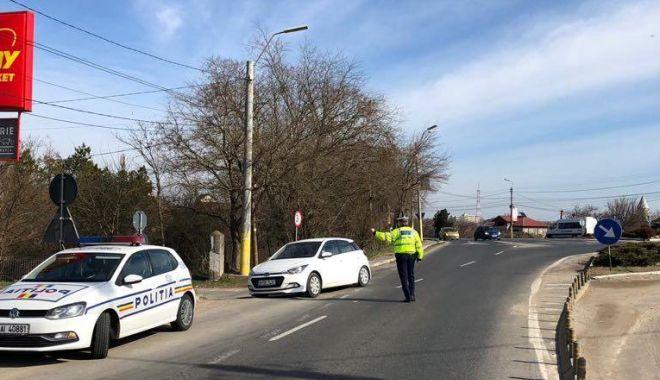 Foto: Atenţie, şoferi! Poliţiştii constănţeni au scos toate radarele pe şosele şi pândesc vitezonamii