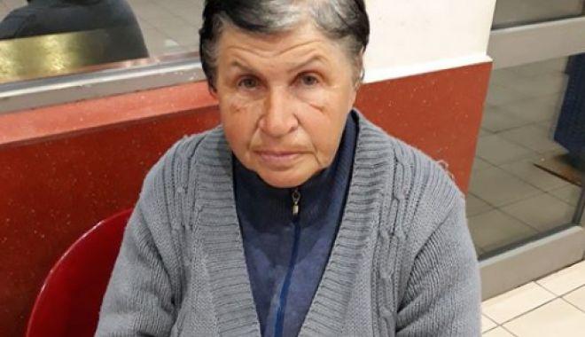 Foto: CAZUL BĂTRÂNEI DIN GARA CONSTANŢA / Lămuriri despre situaţia celei care a sensibilizat populaţia