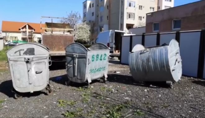 Foto: Platforme supraterane închise pentru deșeurile din Constanța