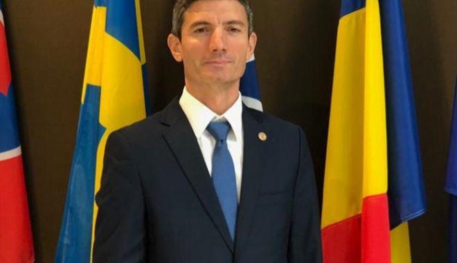 """Foto: Deputat George Vișan: """"Ne punem speranța într-un viitor Parlament European în care România să câștige la capitolul respect și demnitate"""""""