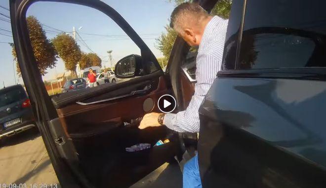 Foto: UPDATE. Consilierul care a înjurat și amenințat polițiștii, DEMIS DIN FUNCȚIE!