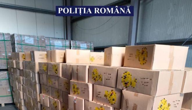 PUNGI DIN PLASTIC DE PESTE JUMĂTATE DE MILION DE LEI RIDICATE DE POLIȚIȘTI - untitled-1627554700.jpg