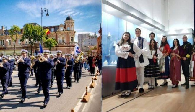 Foto: LA MULŢI ANI CONSTANŢA! Iată ce evenimente se desfăşoară azi, în Piaţa Ovidiu