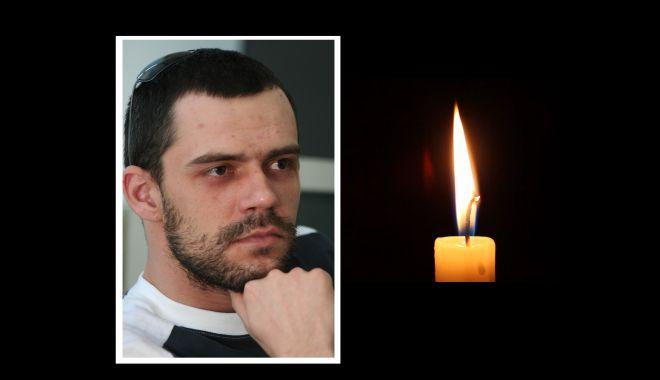 Foto: Doliu în presa constănţeană. A murit fostul nostru coleg Cătălin Siclitaru