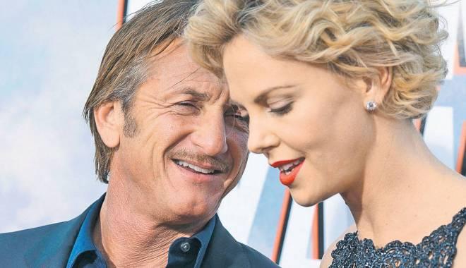 Foto: Madonna vrea să-l despartă pe Sean Penn de Charlize Theron