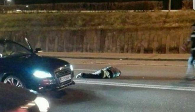 Foto: Băieţelul mort în accidentul de la Doraly, înmormântat astăzi. Tatăl, în continuare în stare foarte gravă