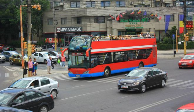 Foto: Un ultim week-end  cu autobuzele City Tour