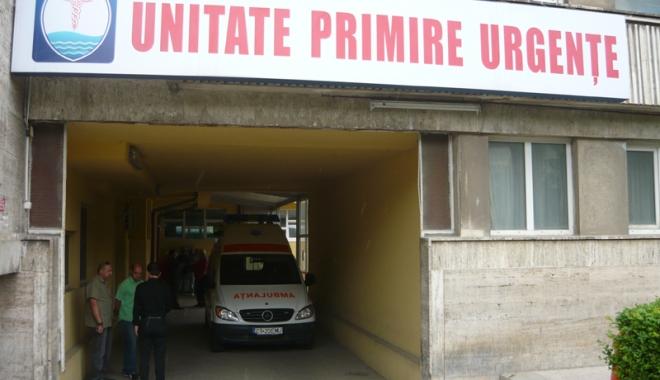 Peste o mie de pacienţi au ajuns în week-end la urgenţe