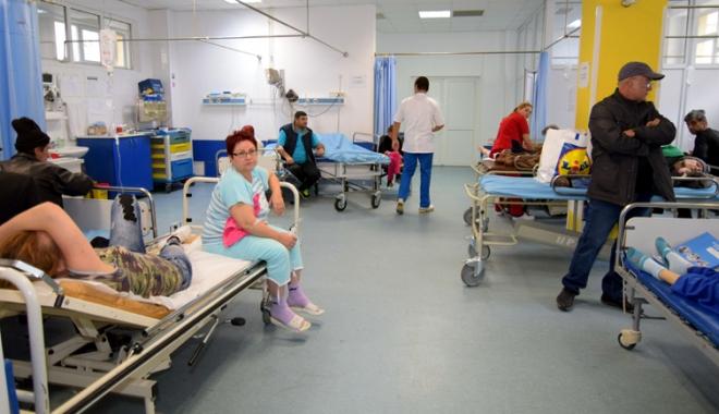Foto: Urgenţa Spitalului Judeţean Constanţa va fi modernizată şi extinsă