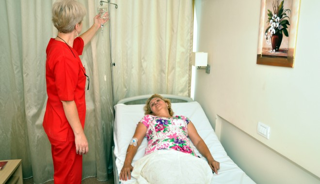 Foto: Urgenţele medicale asigurate non-stop, la centrul medical din Mamaia
