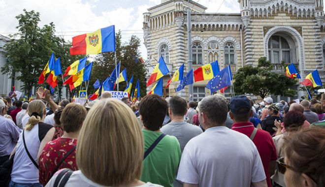 Foto: Următoarele alegeri pentru funcţia de primar al Chişinăului, în 2019