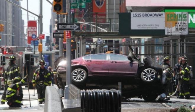 """Foto: Atacatorul de la New York, FOST MILITAR,  spune că a """"auzit voci"""""""