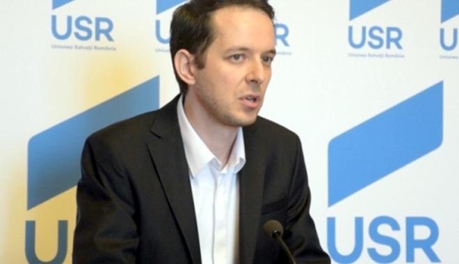 """Foto: Cristian Seidler, de la USR: """"Transferul contribuţiilor la angajat, un experiment"""""""