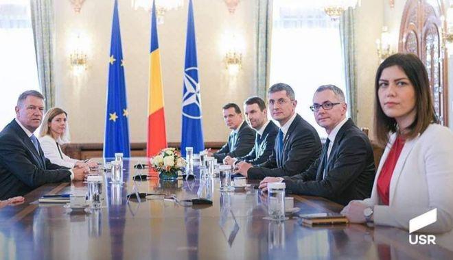 """Foto: Deputatul Stelian Ion, de la USR: """"Președintele Iohannis trebuie să declare starea de urgență!"""""""