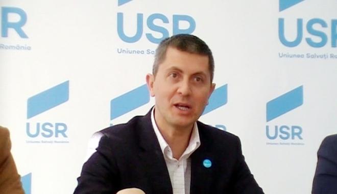 Liderul USR, Dan Barna: