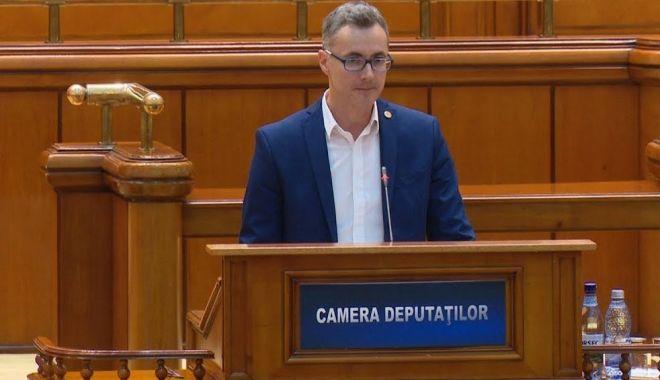 """Foto: Deputatul Stelian Ion, de la USR: """"Vrem să recuperăm de la infractori banii furați!"""""""