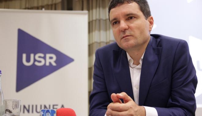"""Foto: """"USR va contesta decizia AEP de a nu returna banii cuveniţi pentru campania electorală"""""""
