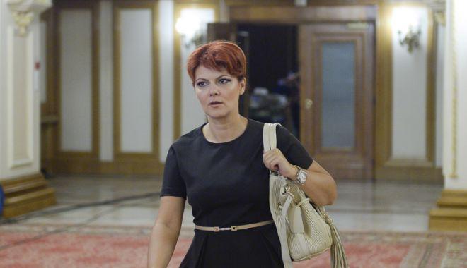 Foto: USR o reclamă la CNCD pe Lia Olguța Vasilescu