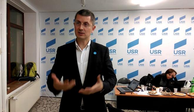 Foto: USR promite candidat propriu la alegerile prezidenţiale din 2019