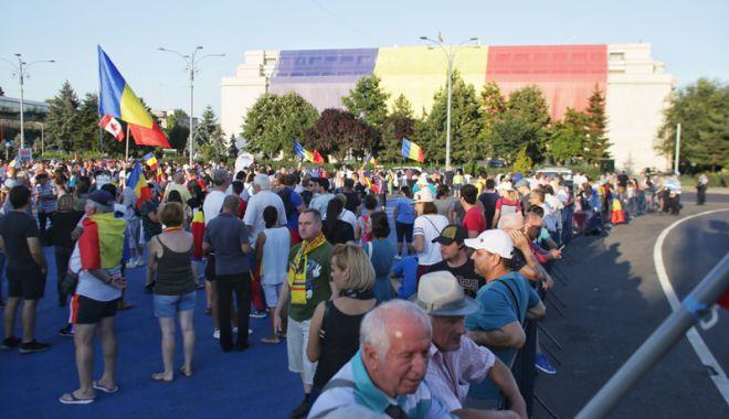 Foto: Au fost trimiși jandarmi din Constanța la protestul  din București? USR așteaptă răspuns