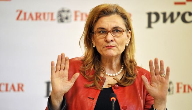 Foto: USR a reclamat-o pe Grapini la Consiliul Național pentru Combaterea Discriminării