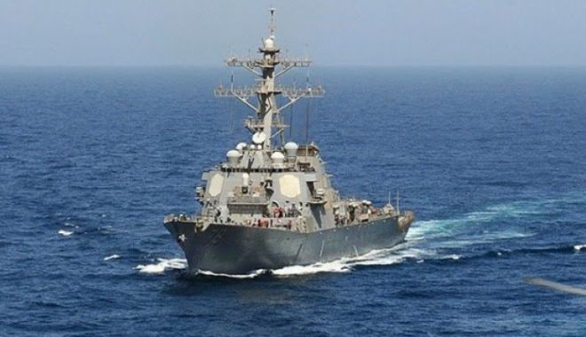 Distrugătorul american USS Porter, în misiune în Marea Neagră - ussporter32111700-1565354139.jpg