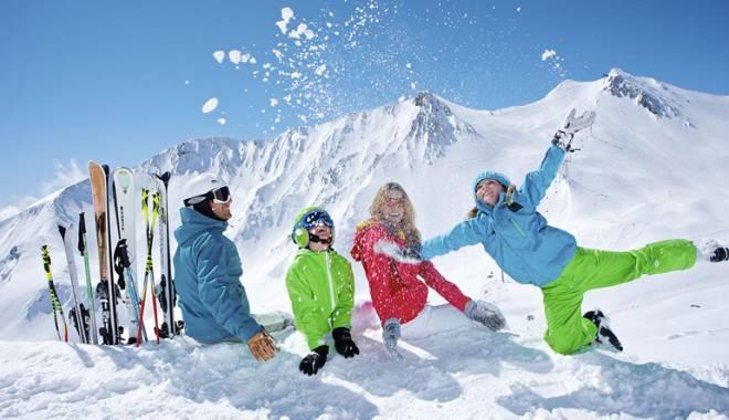 Foto: Unde îşi petrec vacanţa de iarnă românii
