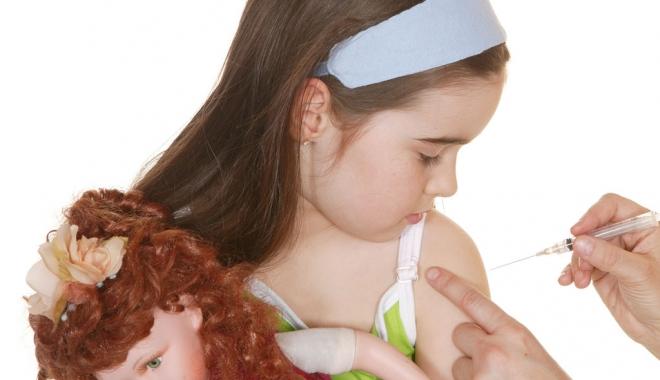 Foto: ALERTĂ ÎN SISTEMUL SANITAR! Vaccinul Tetraxim lipseşte cu desăvârşire