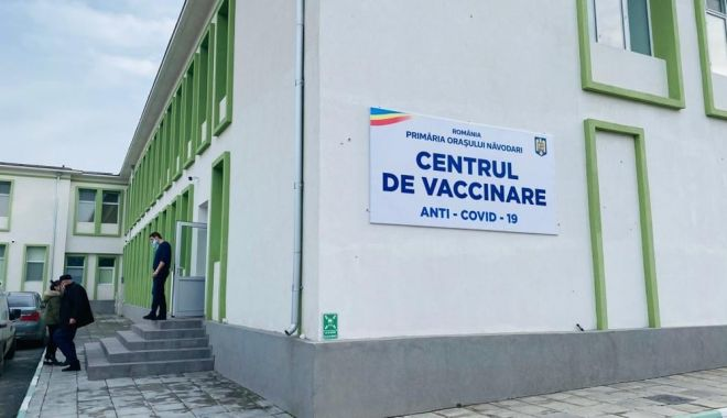 """Primăria Năvodari, anunţ important! """"A fost suplimentat numărul dozelor de vaccin în oraş"""" - vaccinnavodari-1618239510.jpg"""