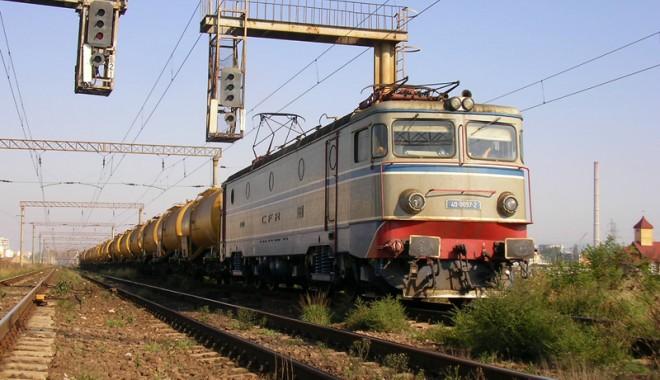 Foto: Au dispărut 100 de vagoane de la CFR Marfă